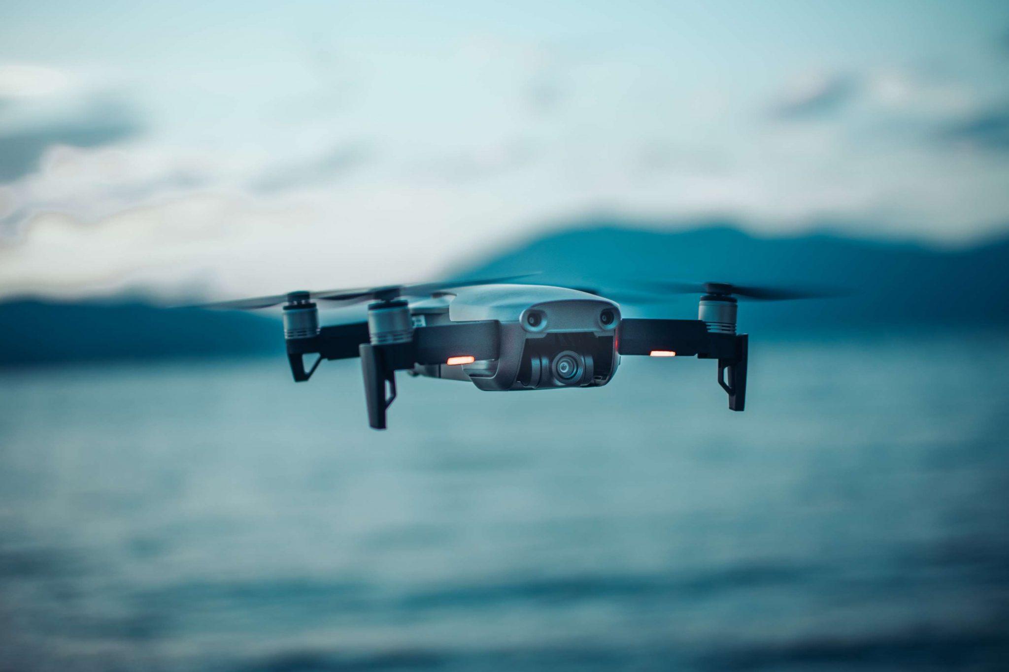 UAV racing