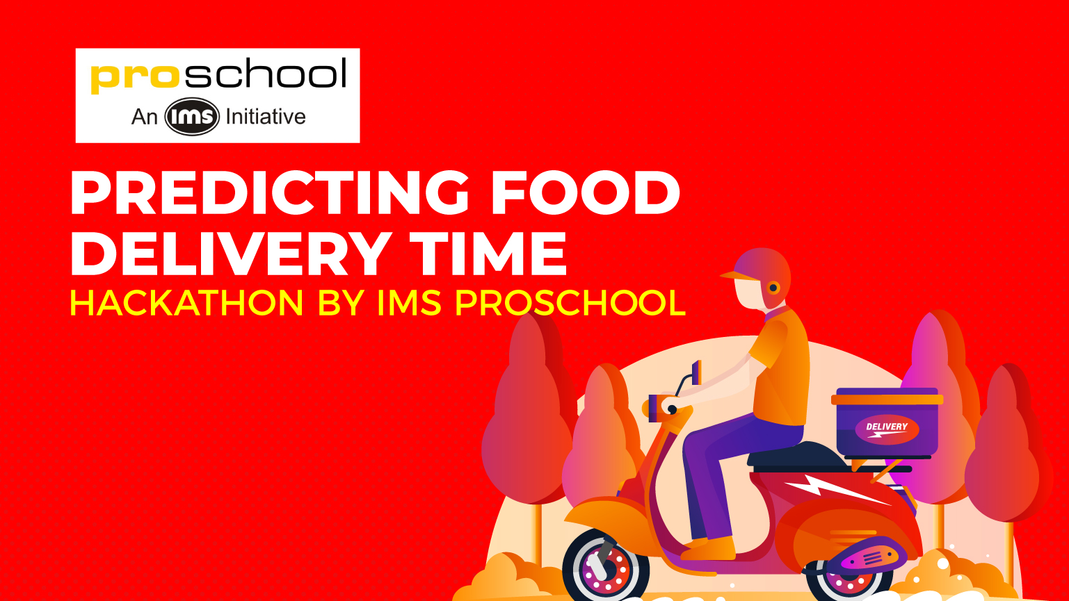 DATA SCIENCE HACKATHON: WIN PRIZES BY USING MACHINE LEARNING TO PREDICT FOOD DELIVERY TIME
