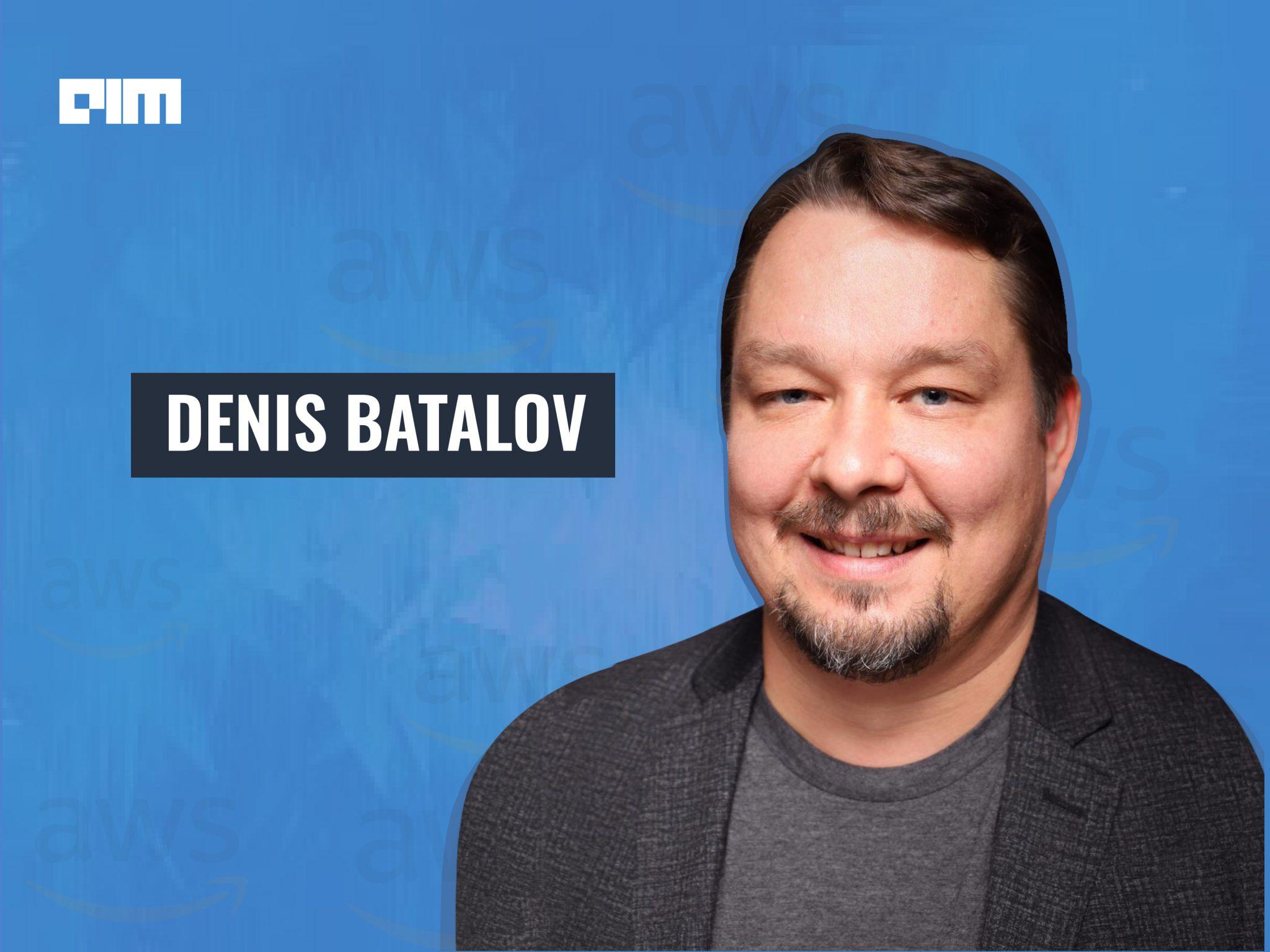 Denis Batalov AWS