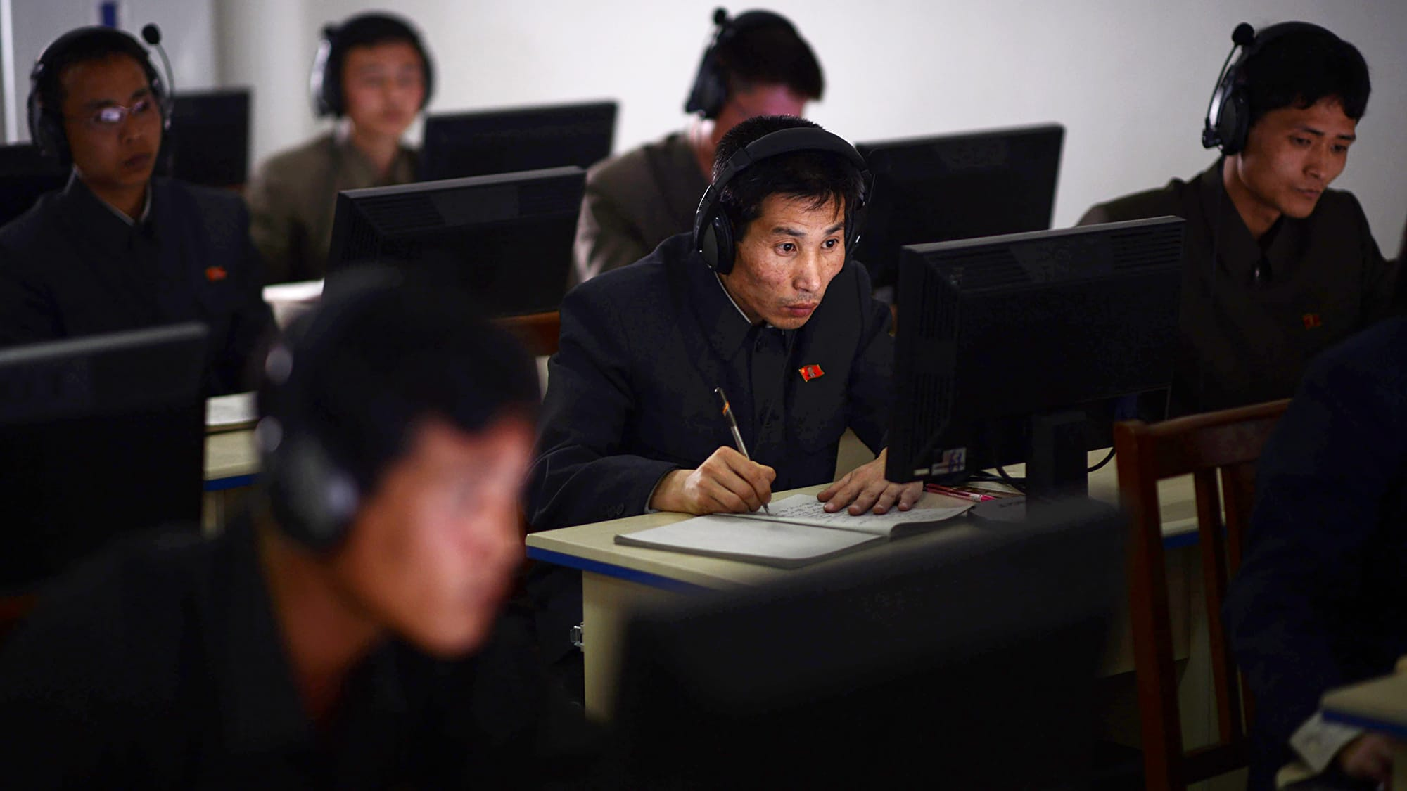 north korean hackers ile ilgili görsel sonucu