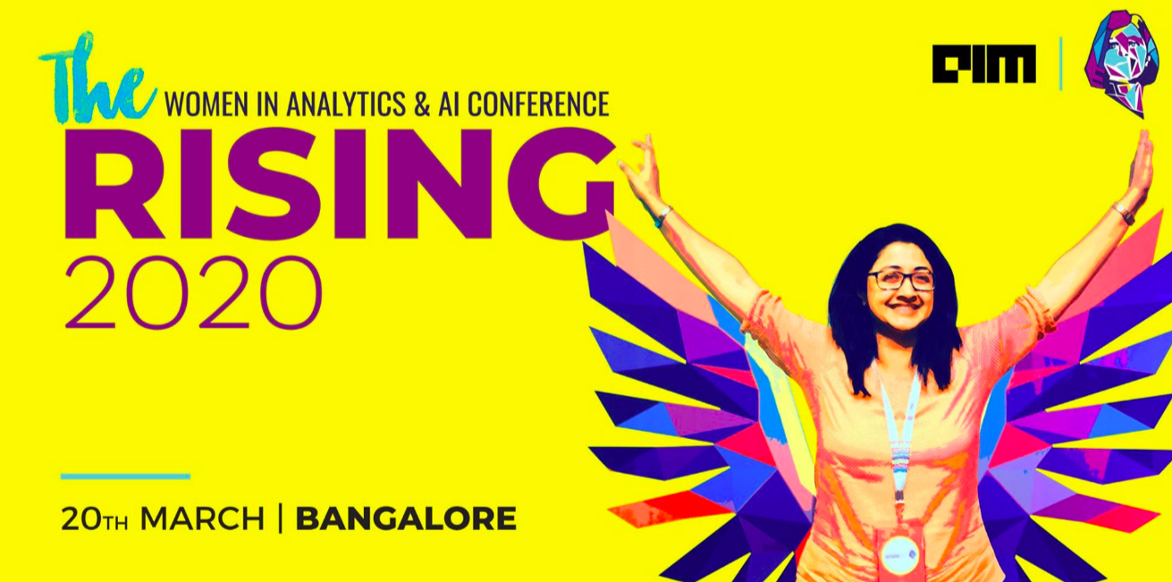 the rising 2020 data science conference women