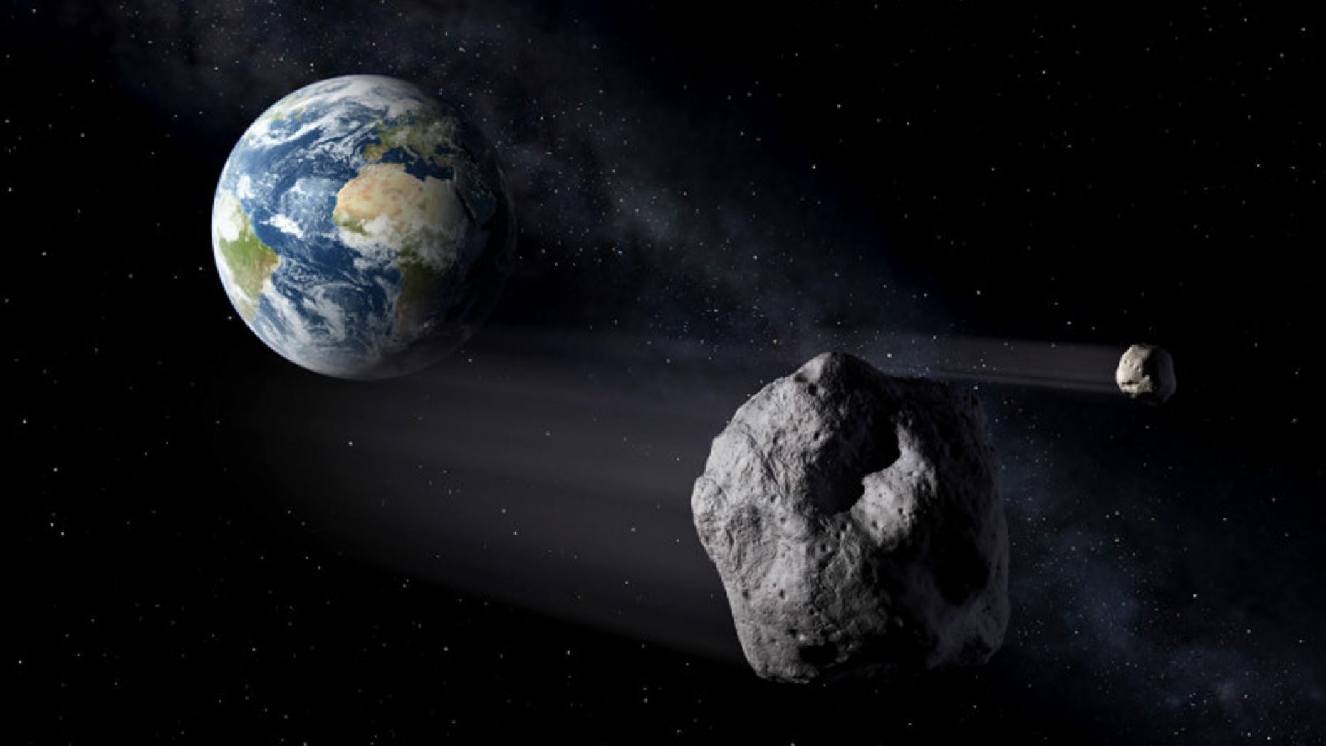 AI Spotted 11 'Potentially Hazardous' Asteroids That NASA Missed