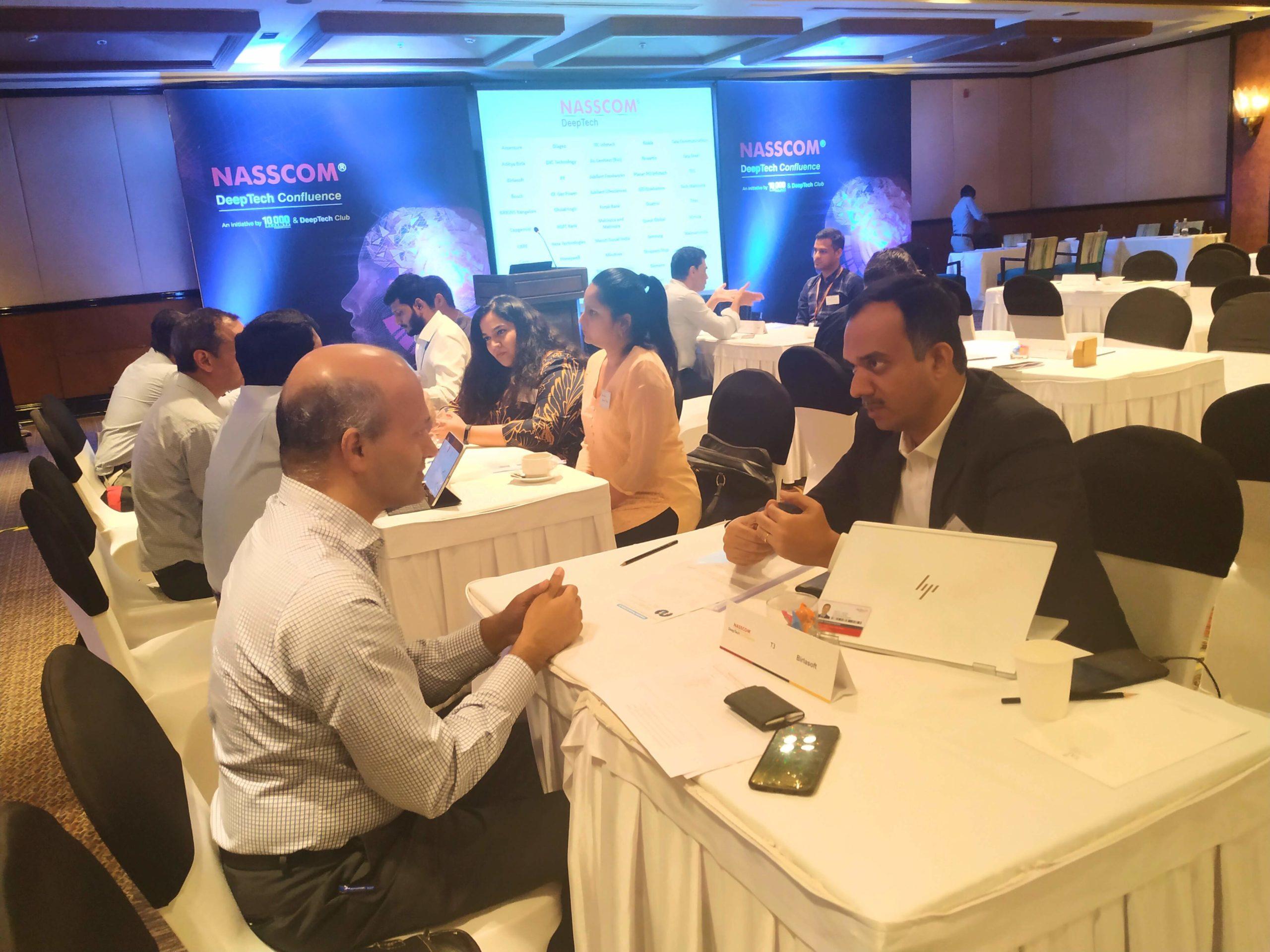 Nasscom Startups India