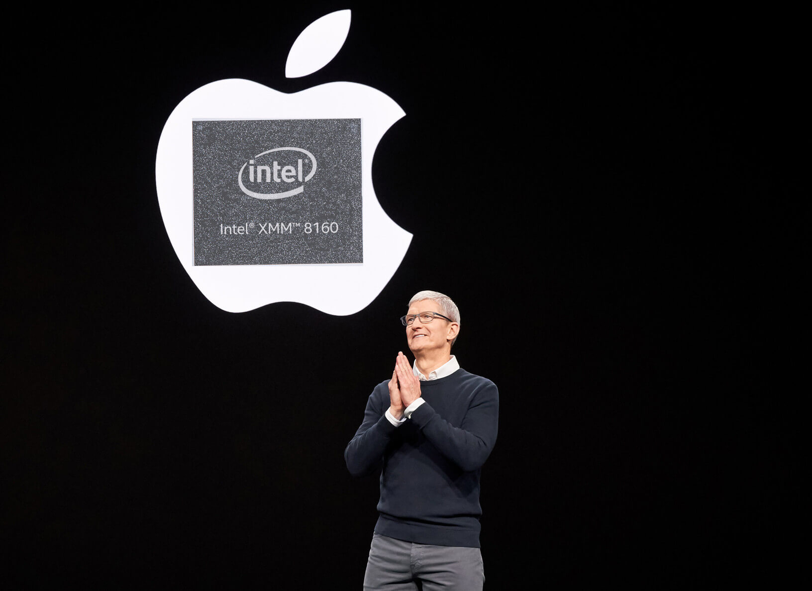 Apple Chips Intel ARm