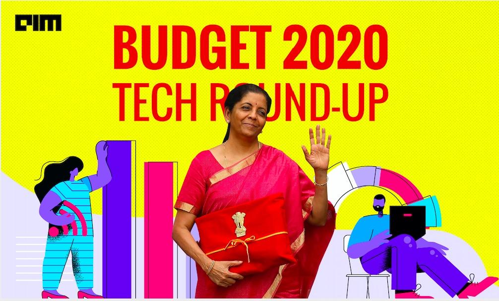 Budget India AI Tech