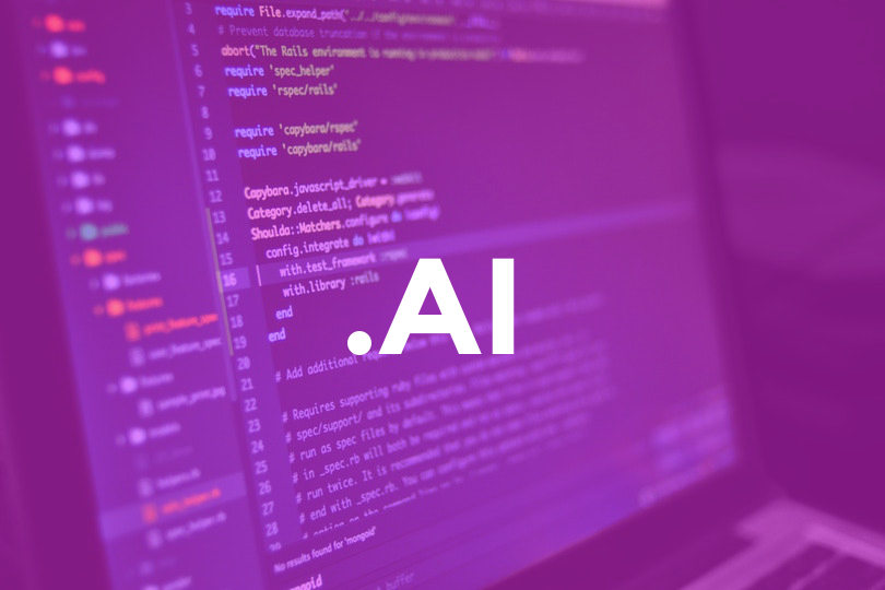 AI Domain Name Startups