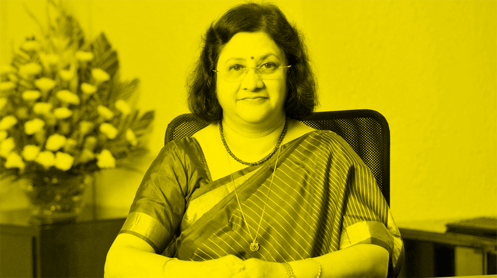 Former SBI Chief Arundhati Bhattacharya Hired To Head Salesforce Indian Operations