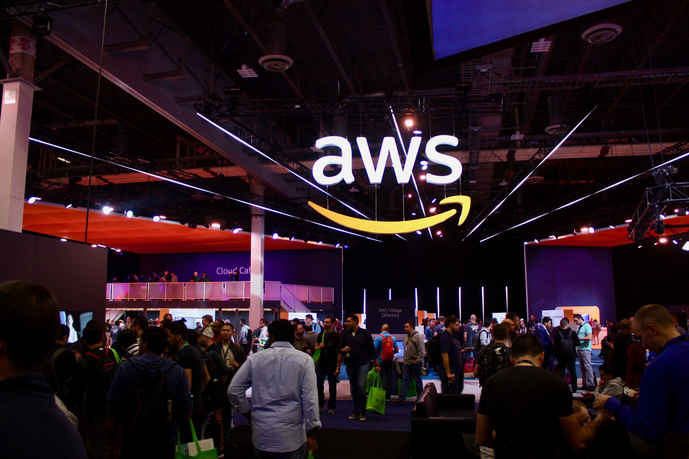 How AWS Nudged Out IBM, Google & Microsoft From The Cloud AI Space