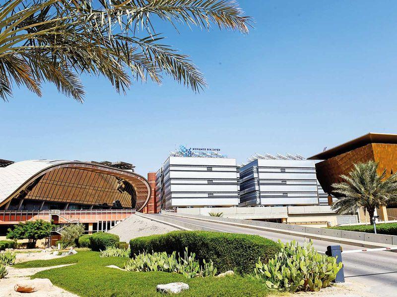 AI university MBZUBAI