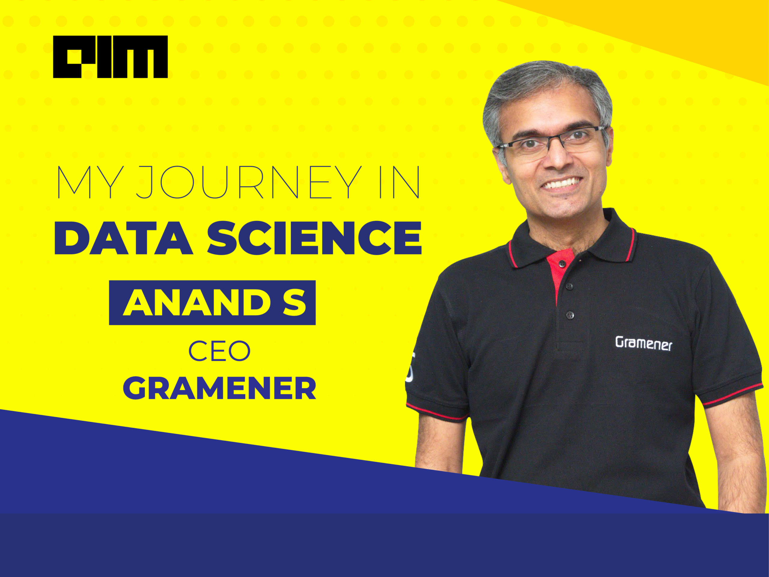 My Journey In Data Science Ananad