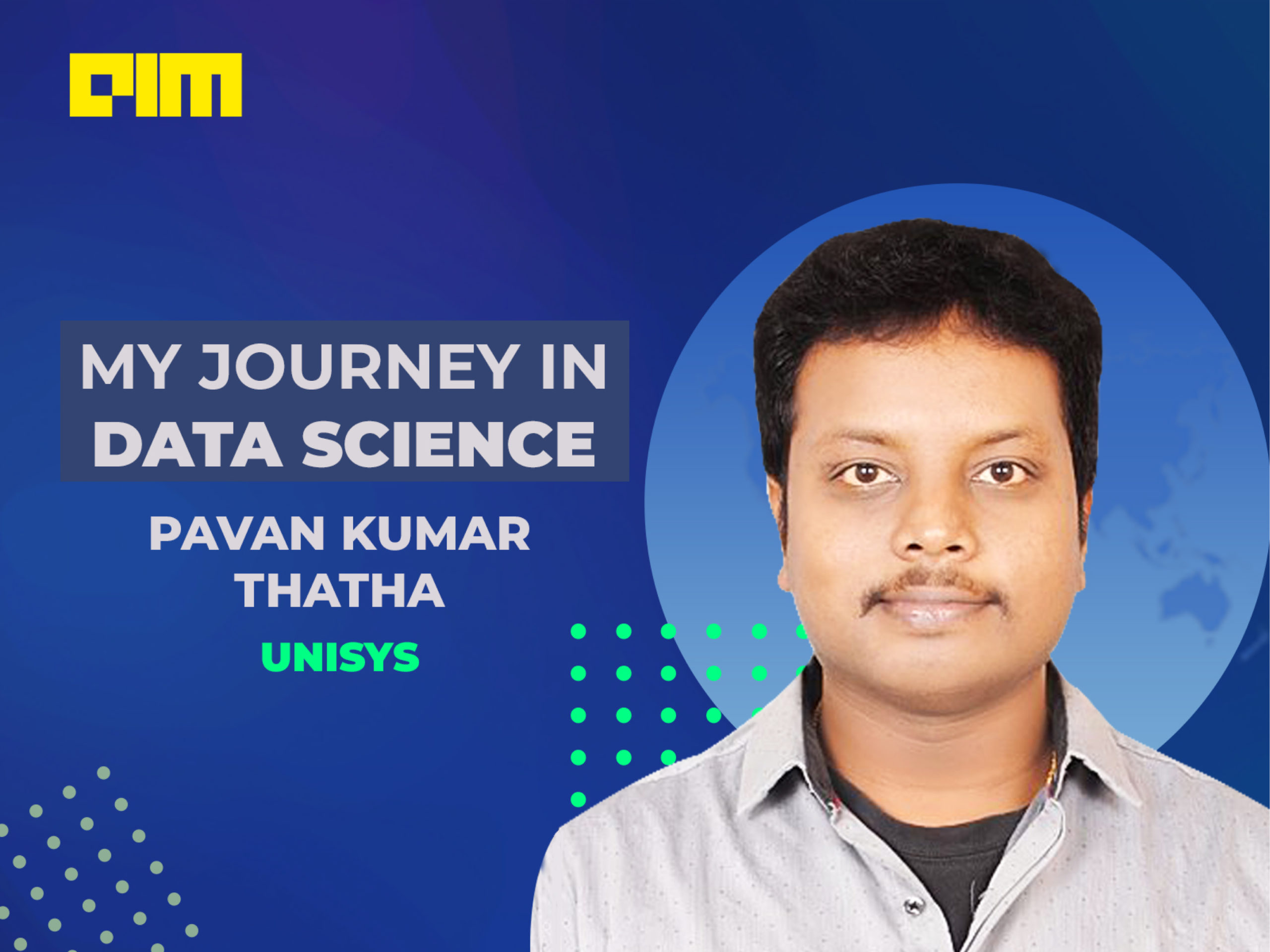 Data Scientist Pavan