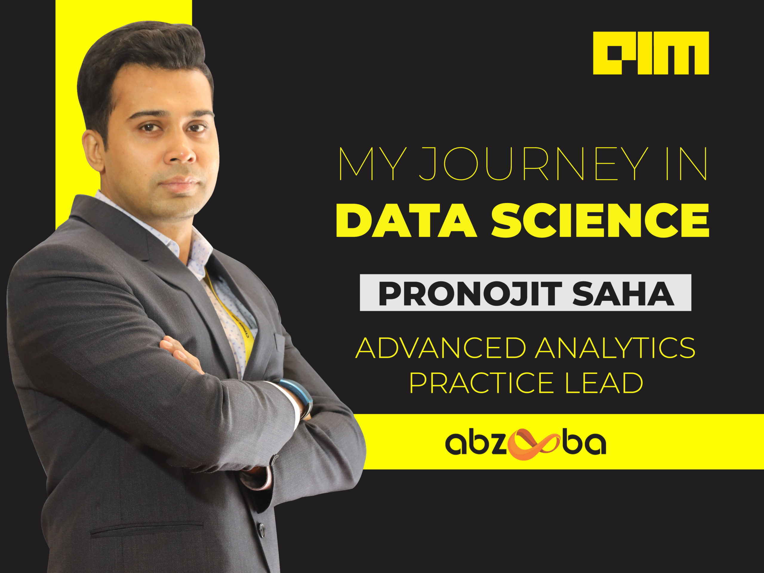 Pronojit Abzooba Data Scientist