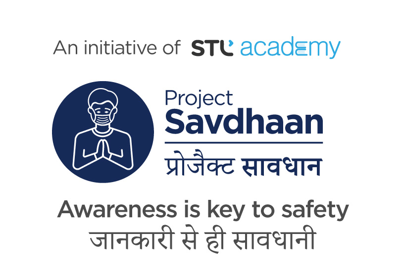 STL Forms 'Project Savdhaan' To Train Over A Lakh Youth On COVID-19 Awareness