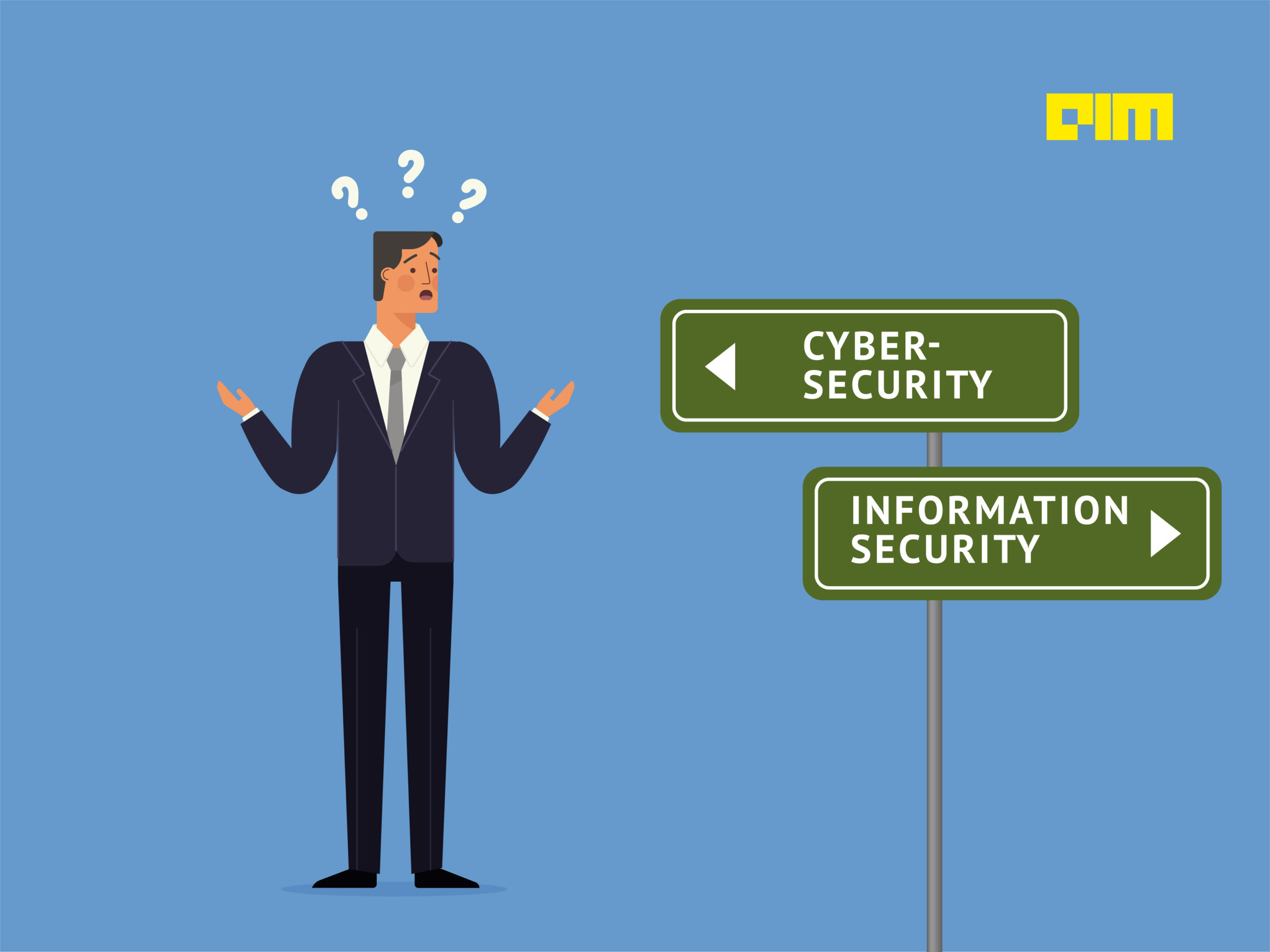 cyber and information security