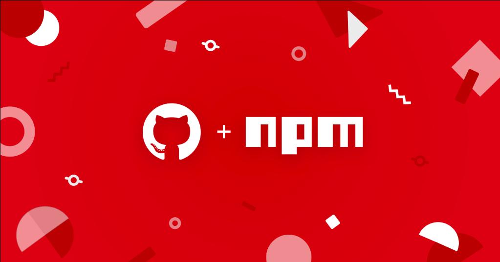 github npm javascript