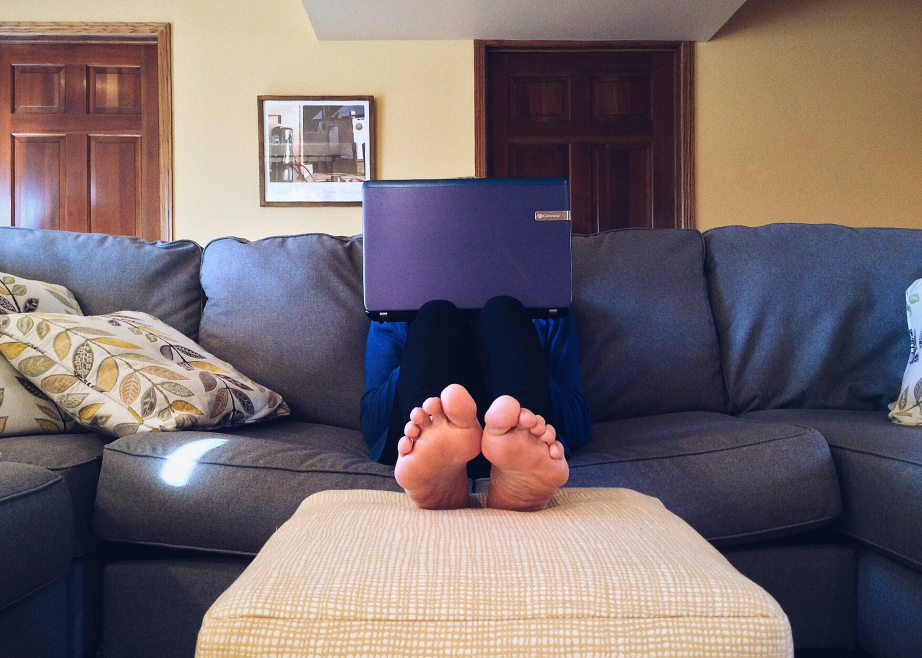 mistakes while working from home