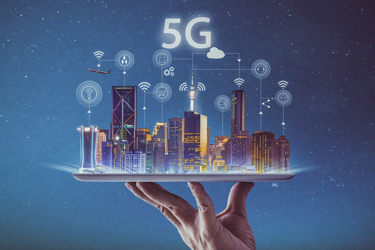 data analytics and 5G