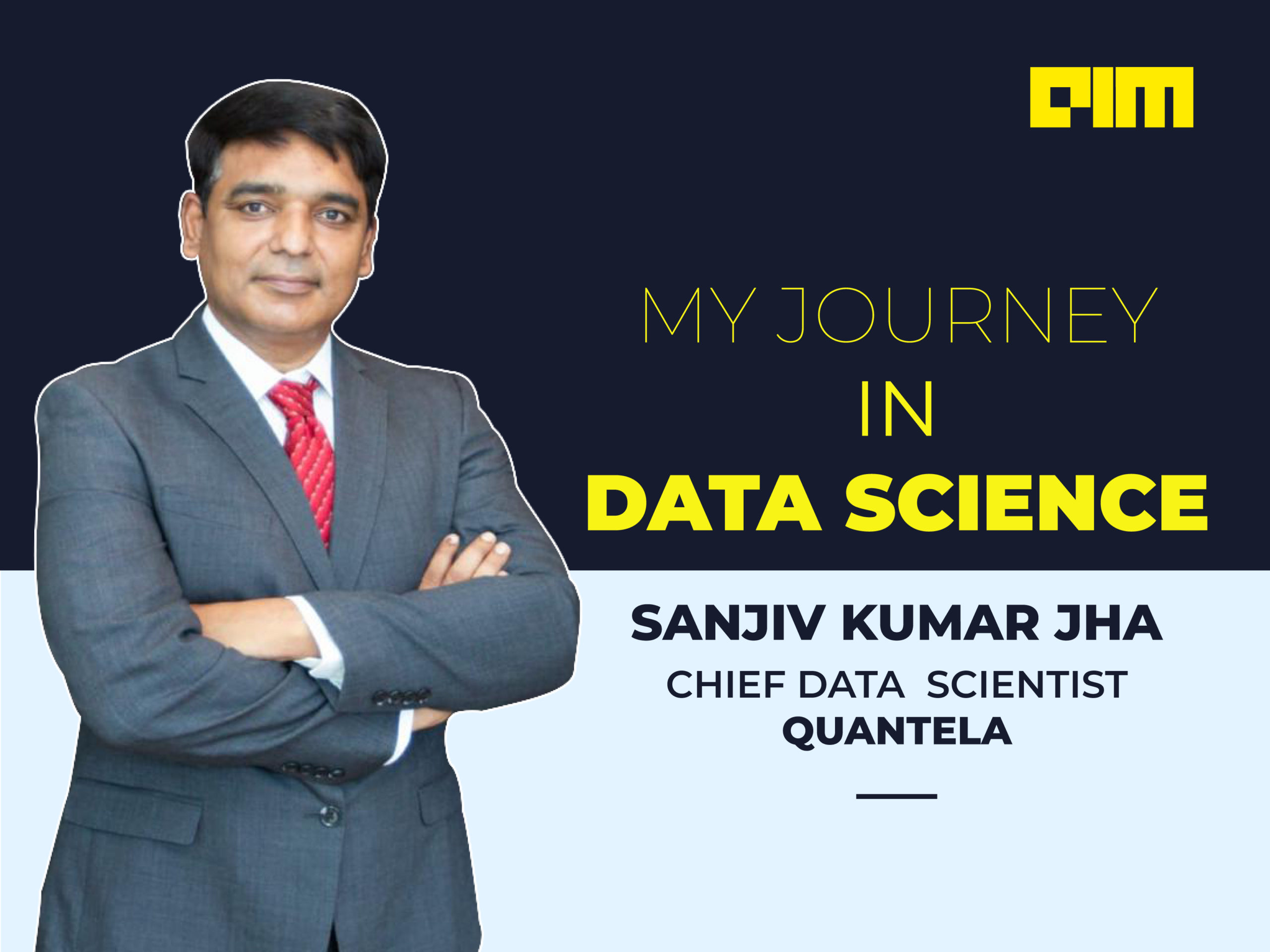My Journey In Data Science With Sanjiv
