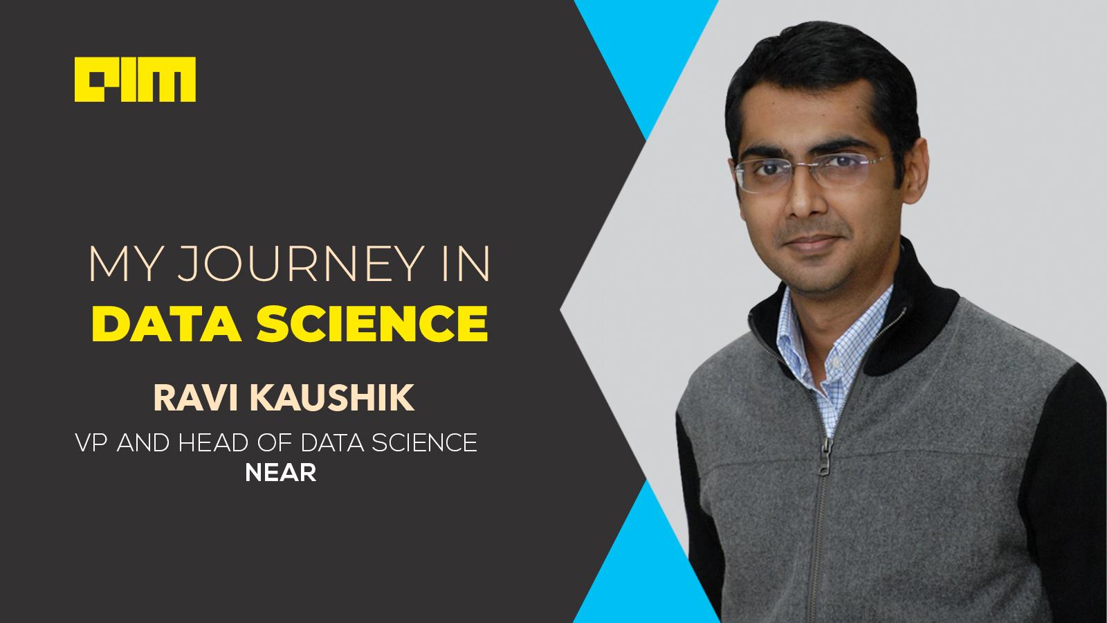 Ravi Data Scientist