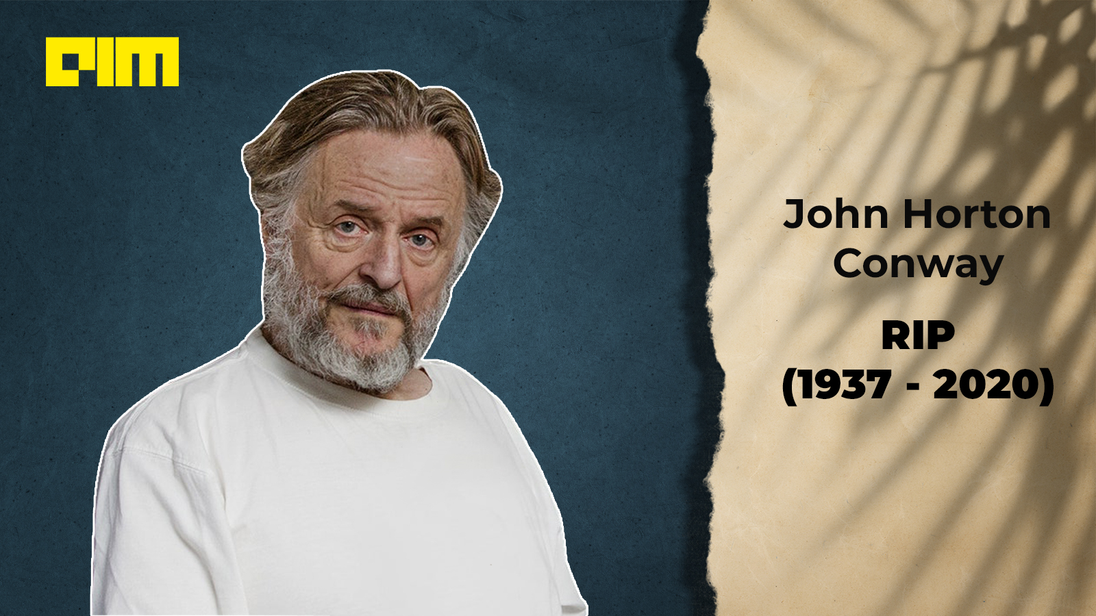 Renowned Princeton Mathematician & Inventor Of The 'Game Of Life', John Horton Conway Dies From COVID-19
