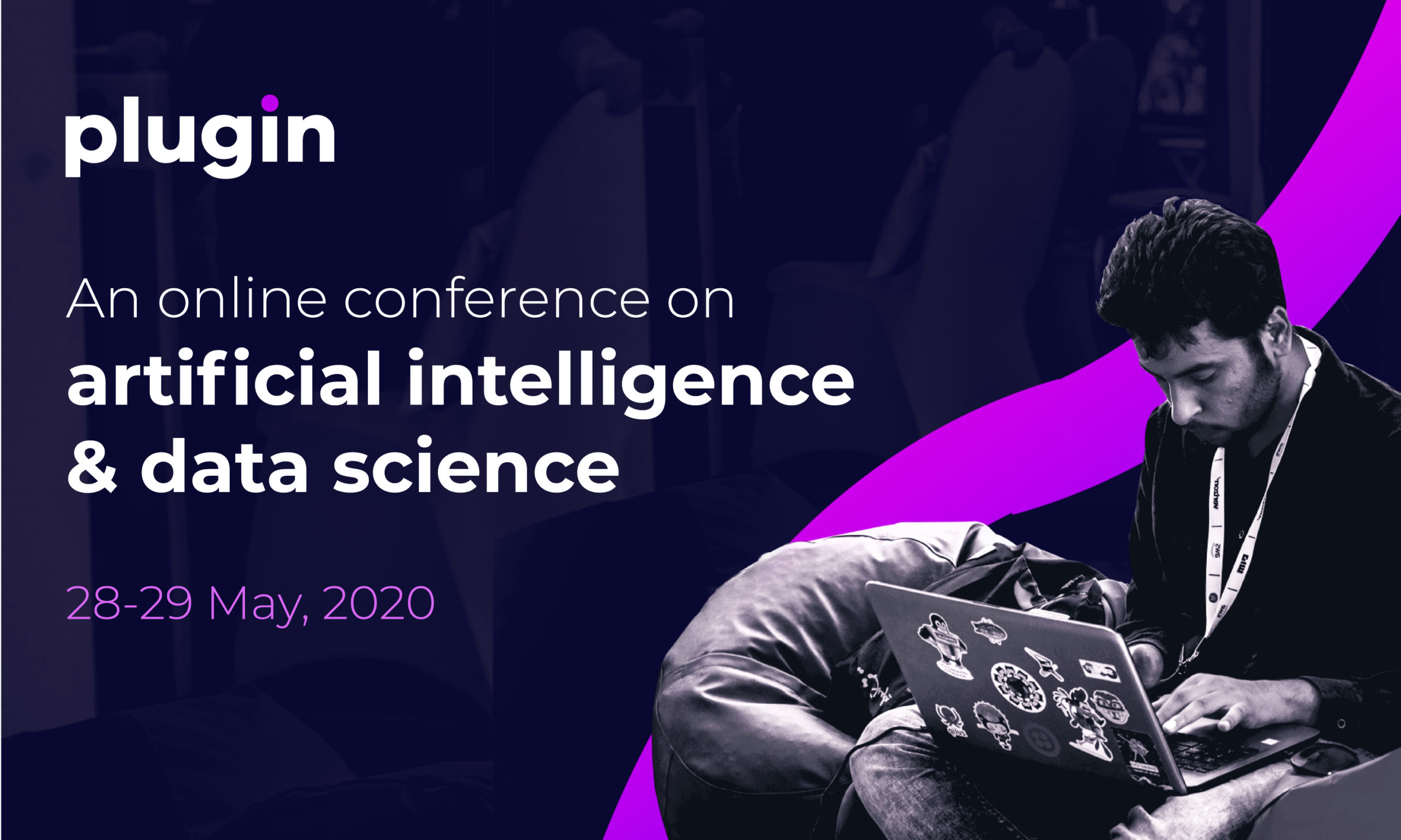 plugin: An Online Conference On Artificial Intelligence & Data Science