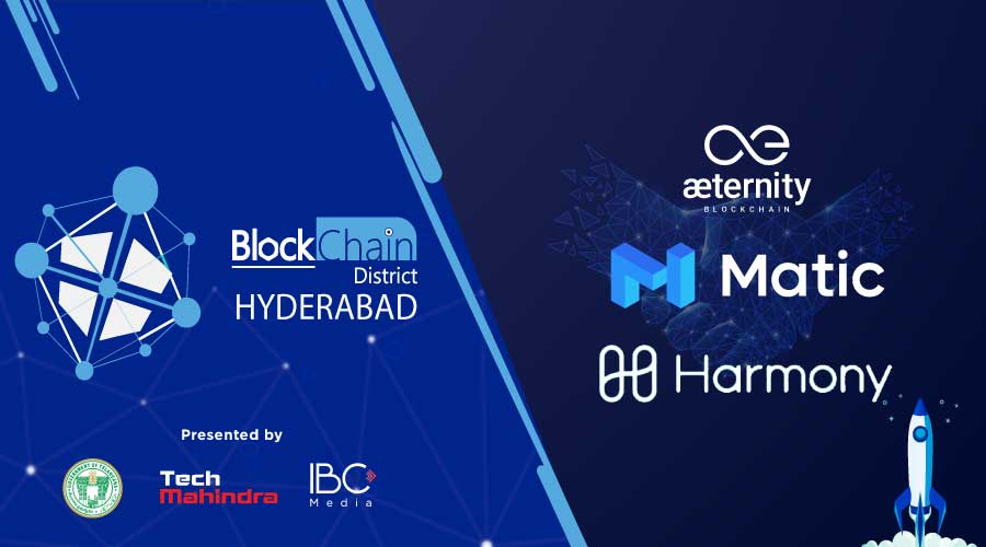 Matic Network, Harmony & æternity Join Telangana Blockchain District's Accelerator Program As Official Platform Partners