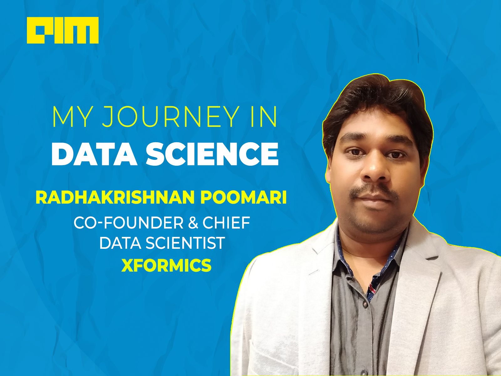 Radhakrishnan Journey In Data Science