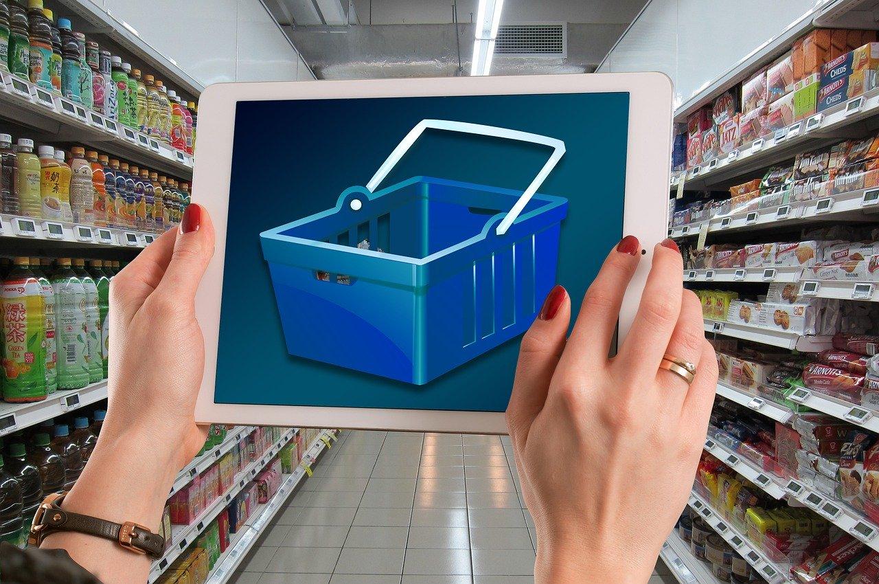 market basket analysis using association rule learning