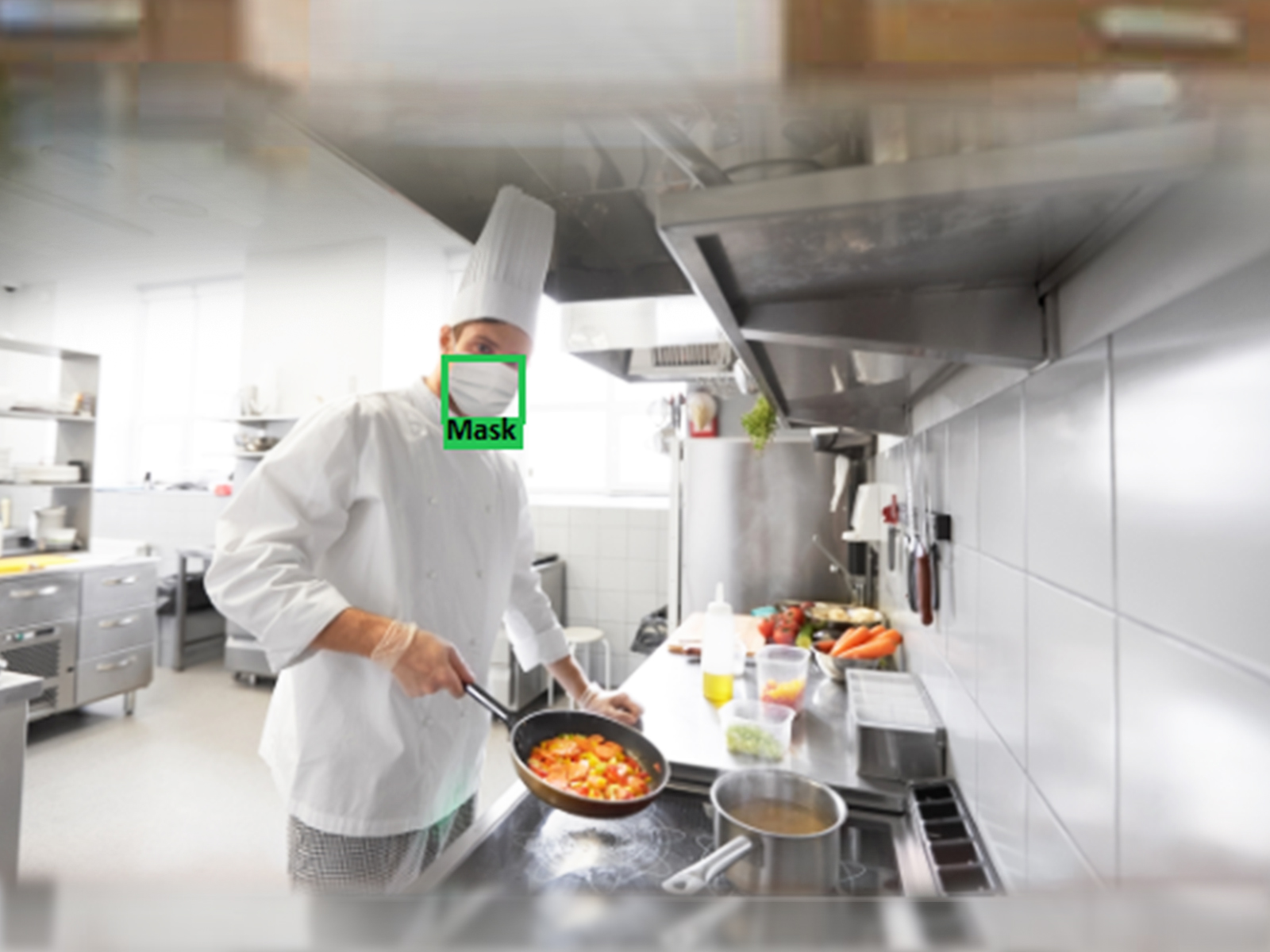 Case Study: How This Cloud Restaurant Company Deployed AI-Based Hygiene & Safety Monitoring Solution For Their Kitchen