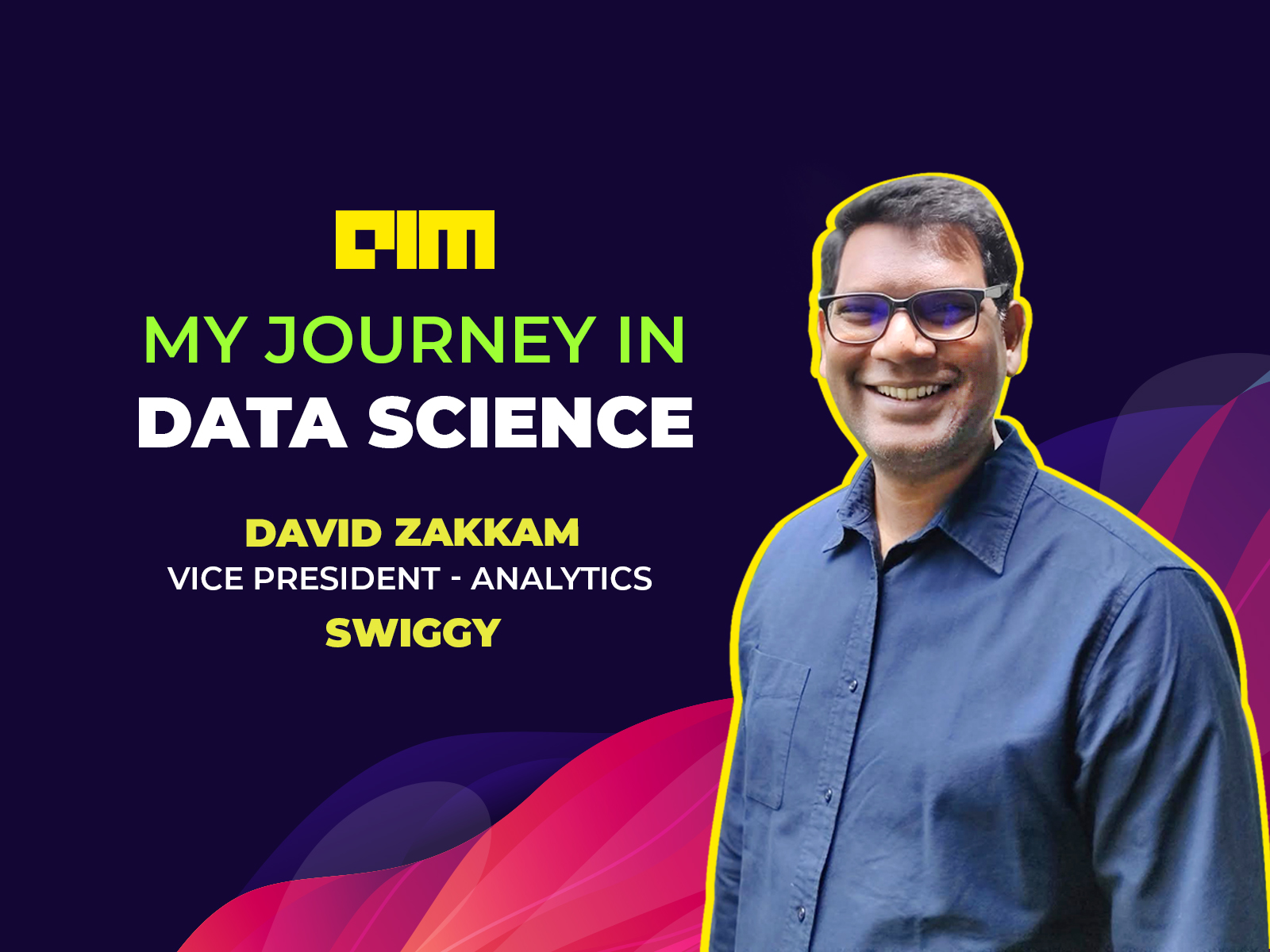 David - My Journey In Data Science