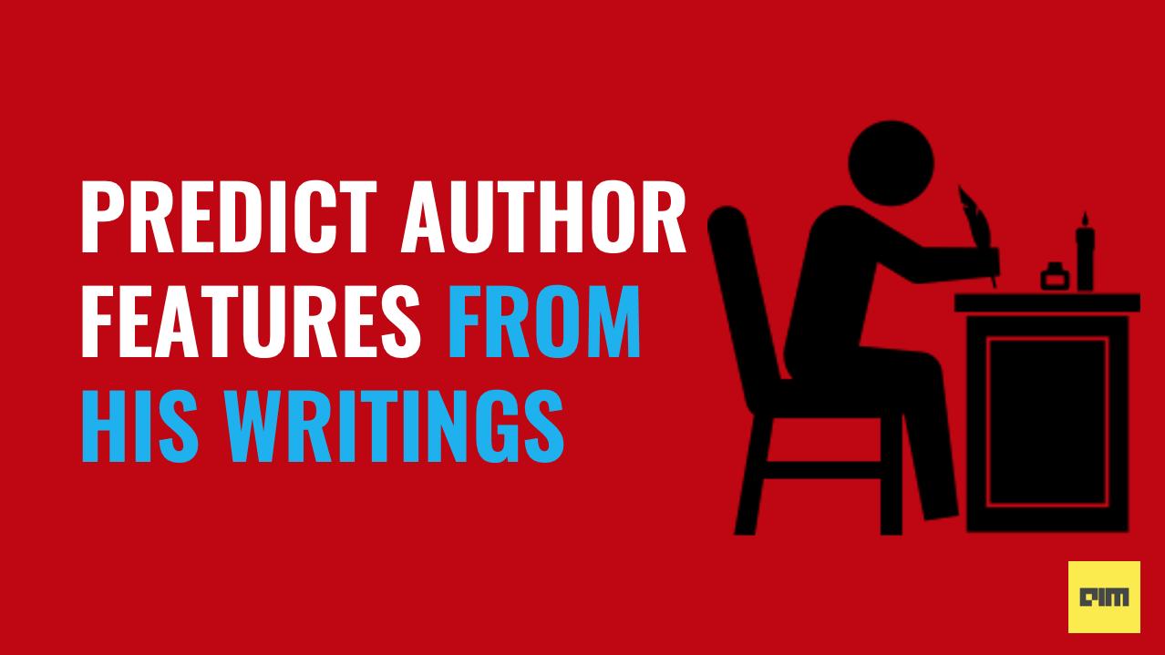 author feature prediction