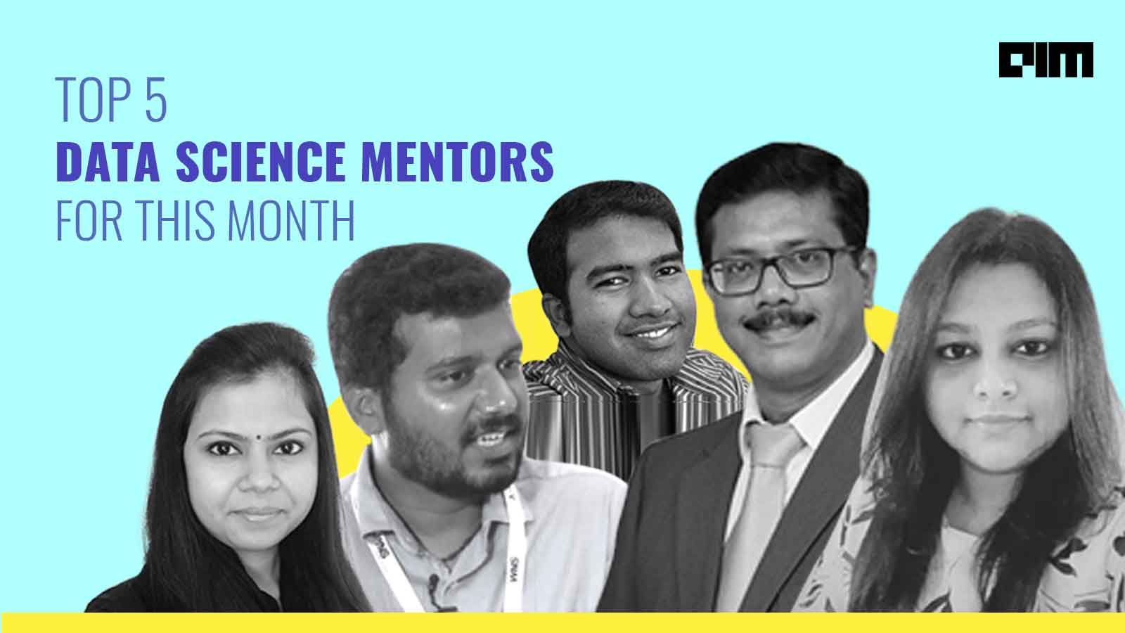 Top Data Science Mentors For This Month