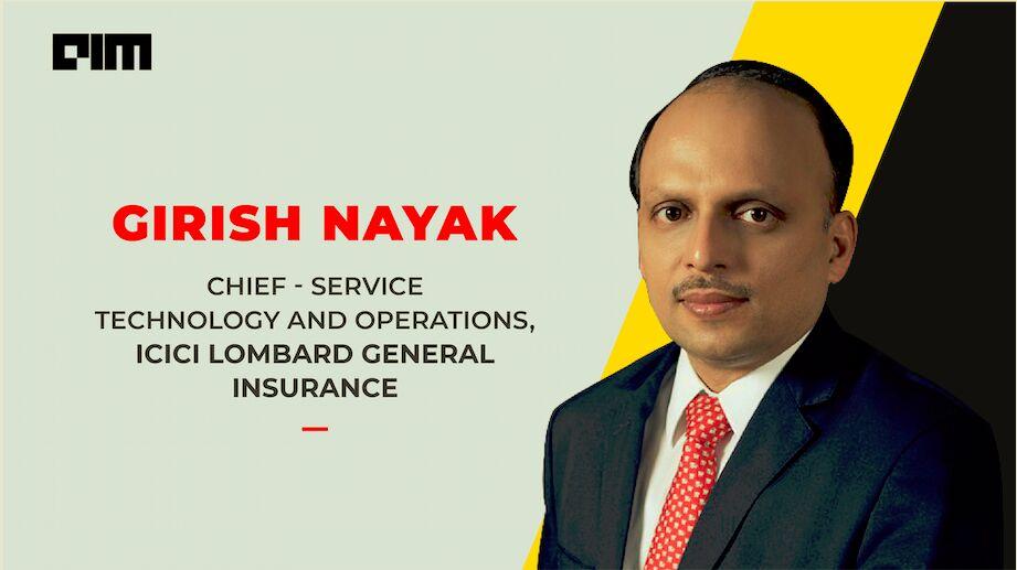Girish Nayak ICICI Lombard Insurance