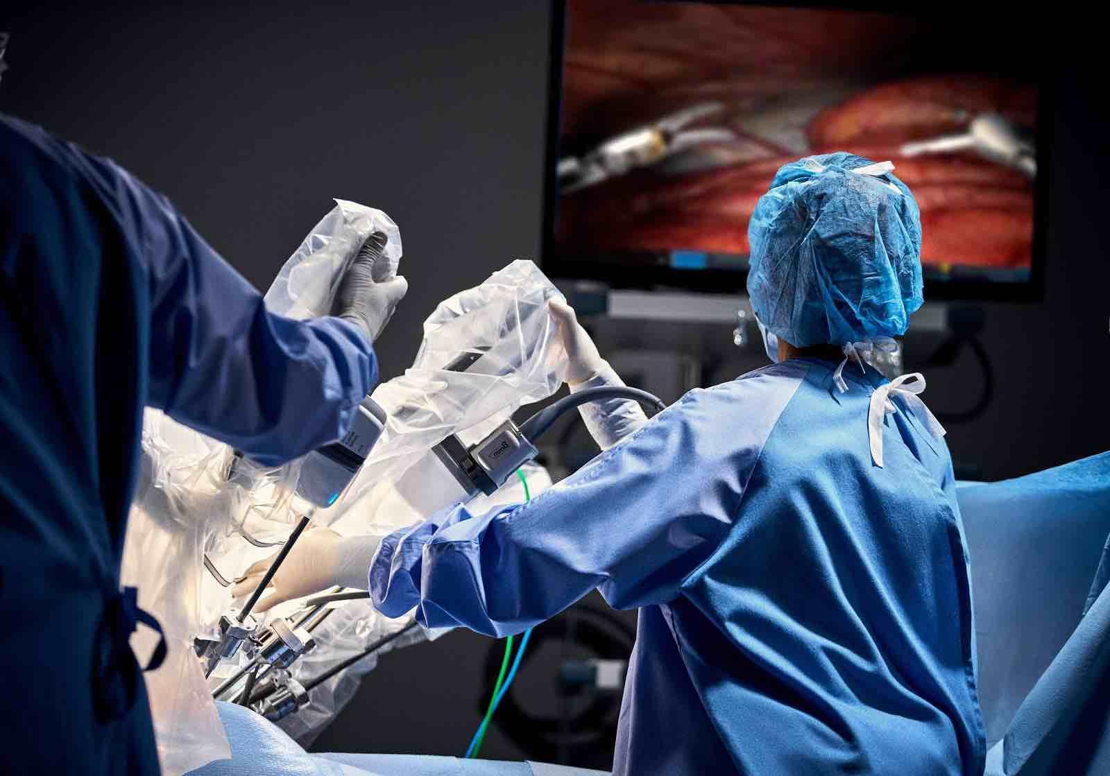 robot surgery india