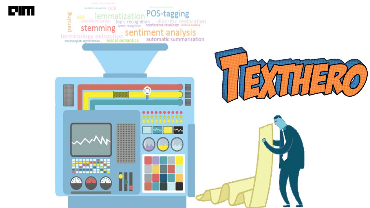 TextHero Text Processing
