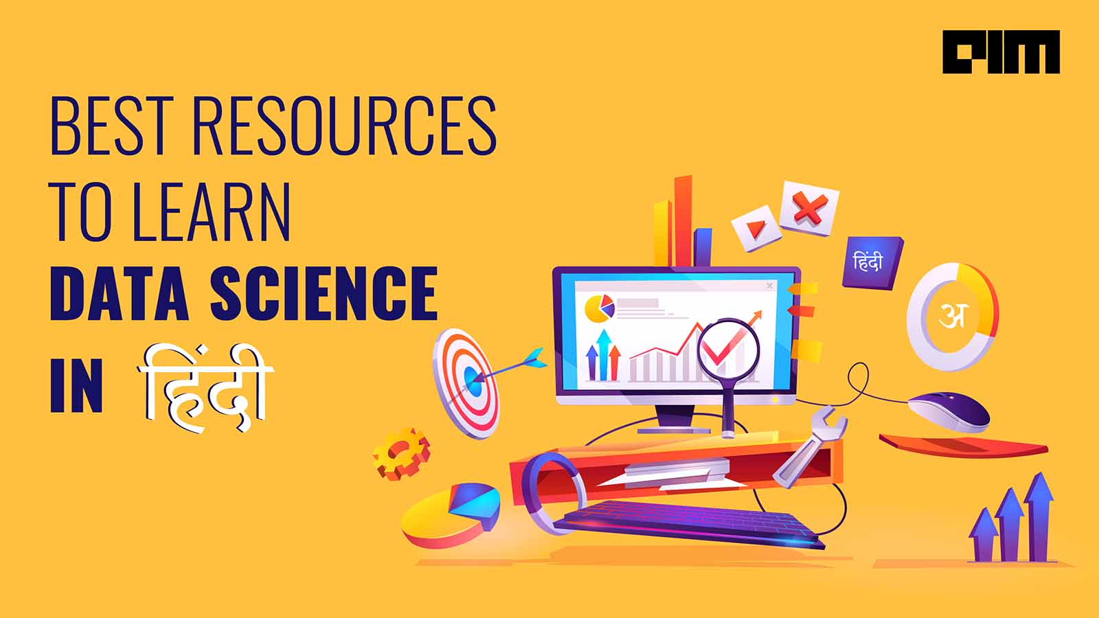 Best Resources To Learn Data Science In Hindi