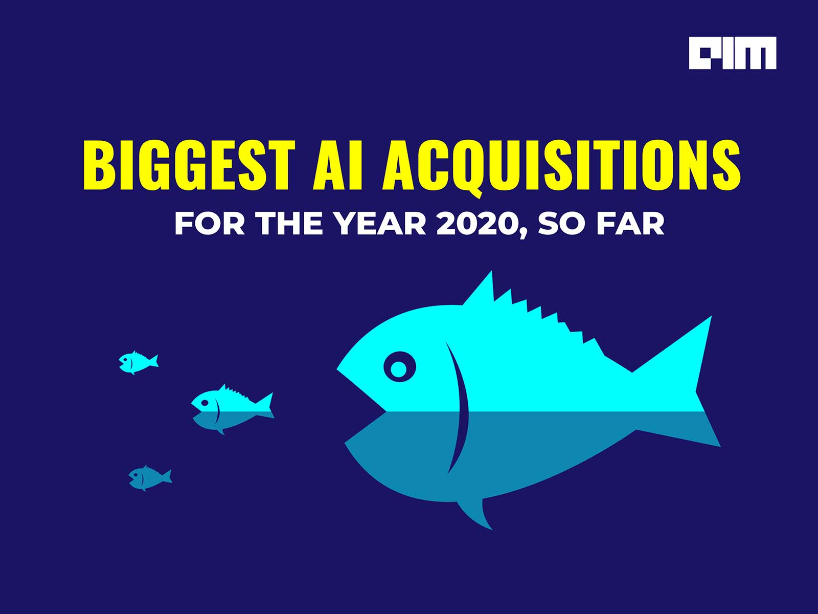 Biggest AI Acquisitions For The Year 2020, So Far