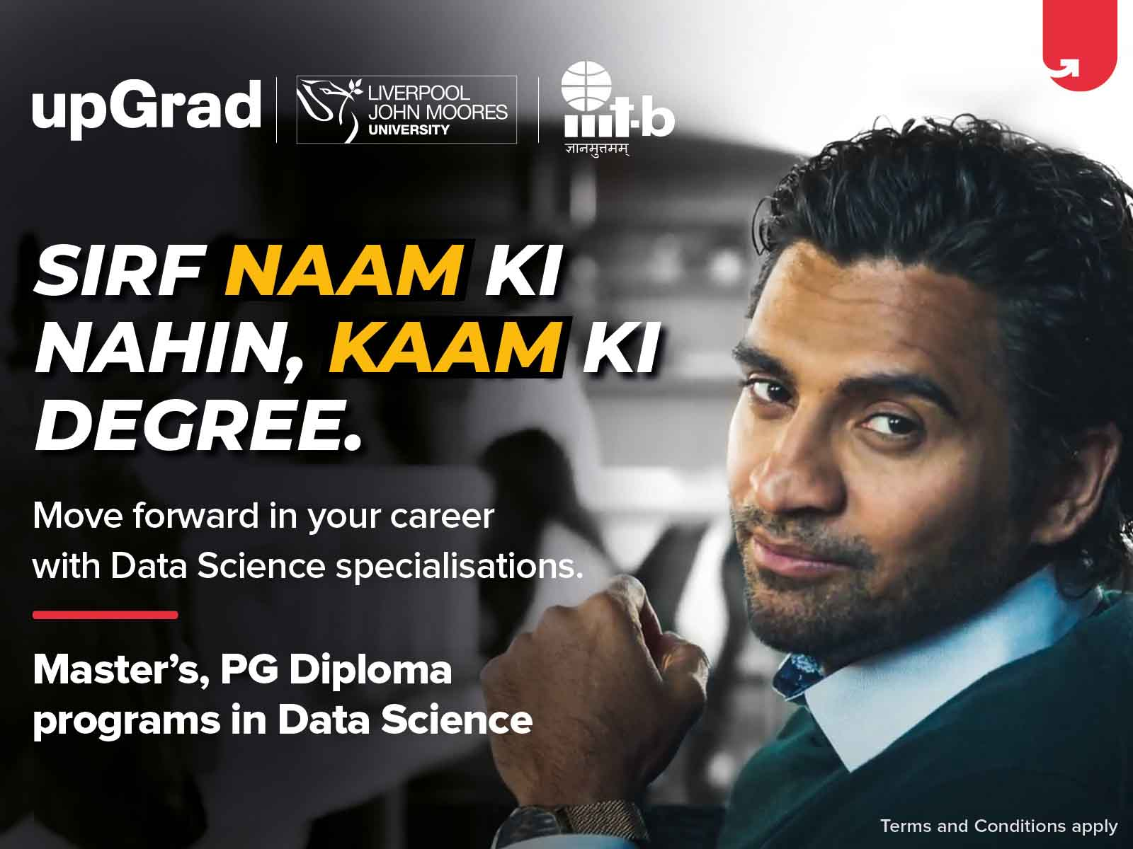 upGrad Witnessed A 40% Rise In Data Science Enrolments