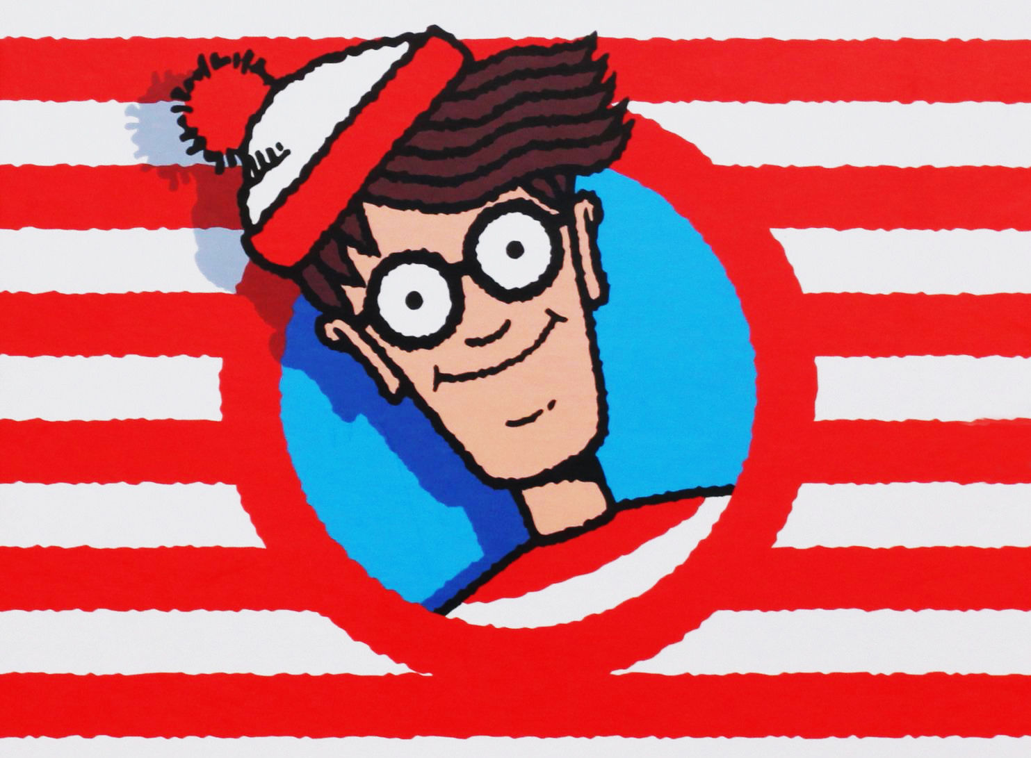 My Fun Project With OpenCV - Finding Waldo Game