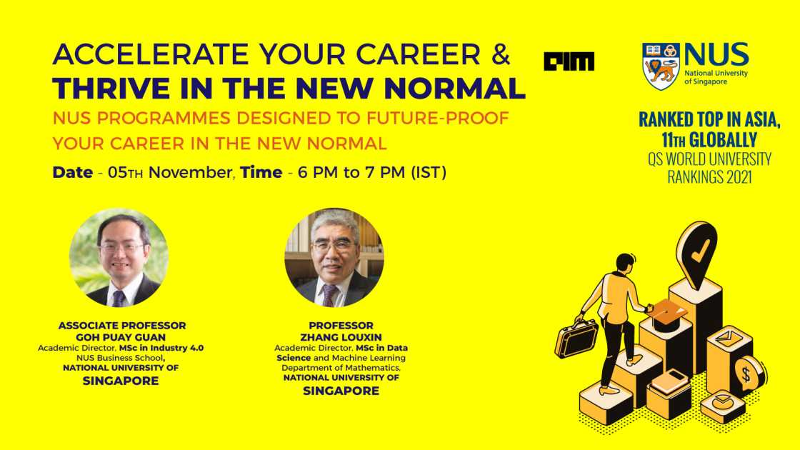 Register For Webinar: How To Future-Proof And Advance Your Career In The New Normal