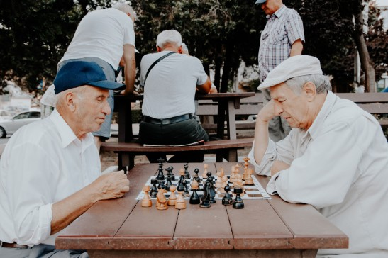 Cognitive Abilities Of Humans Peak At The Age Of 35: Chess Study