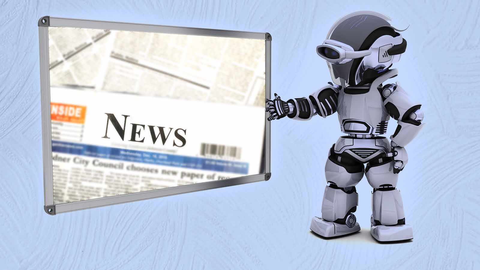 When Should Newsrooms Use Artificial Intelligence?