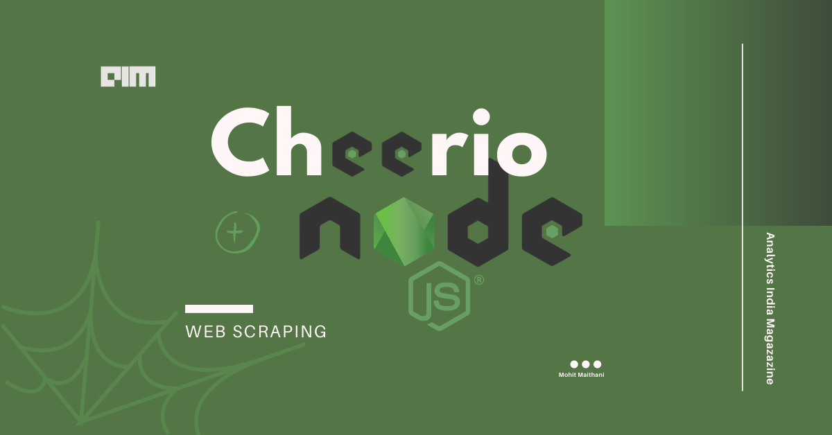 Cheerio: A Simple Tool to Create Your Web Scraping Bot