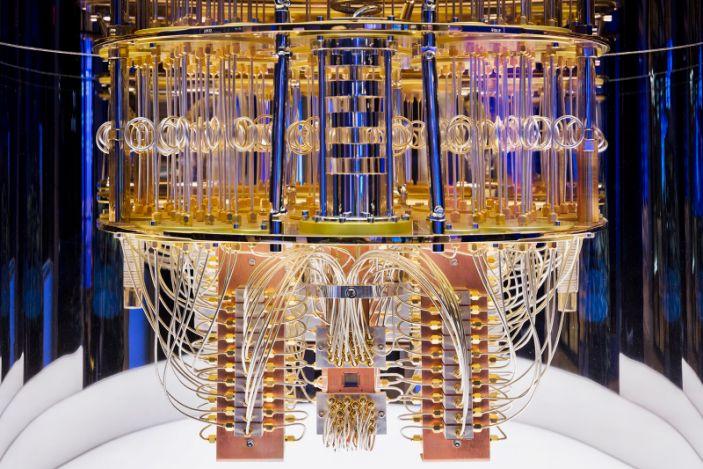 Quantum Tech - cover