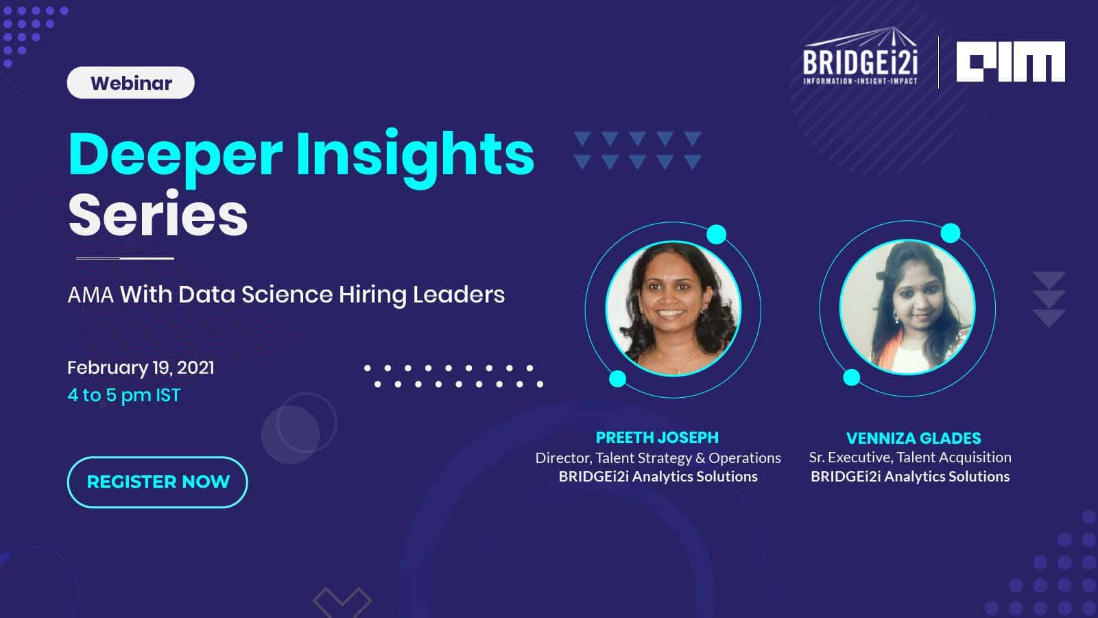 Deeper Insights Series: AMA With Data Science Hiring Leaders