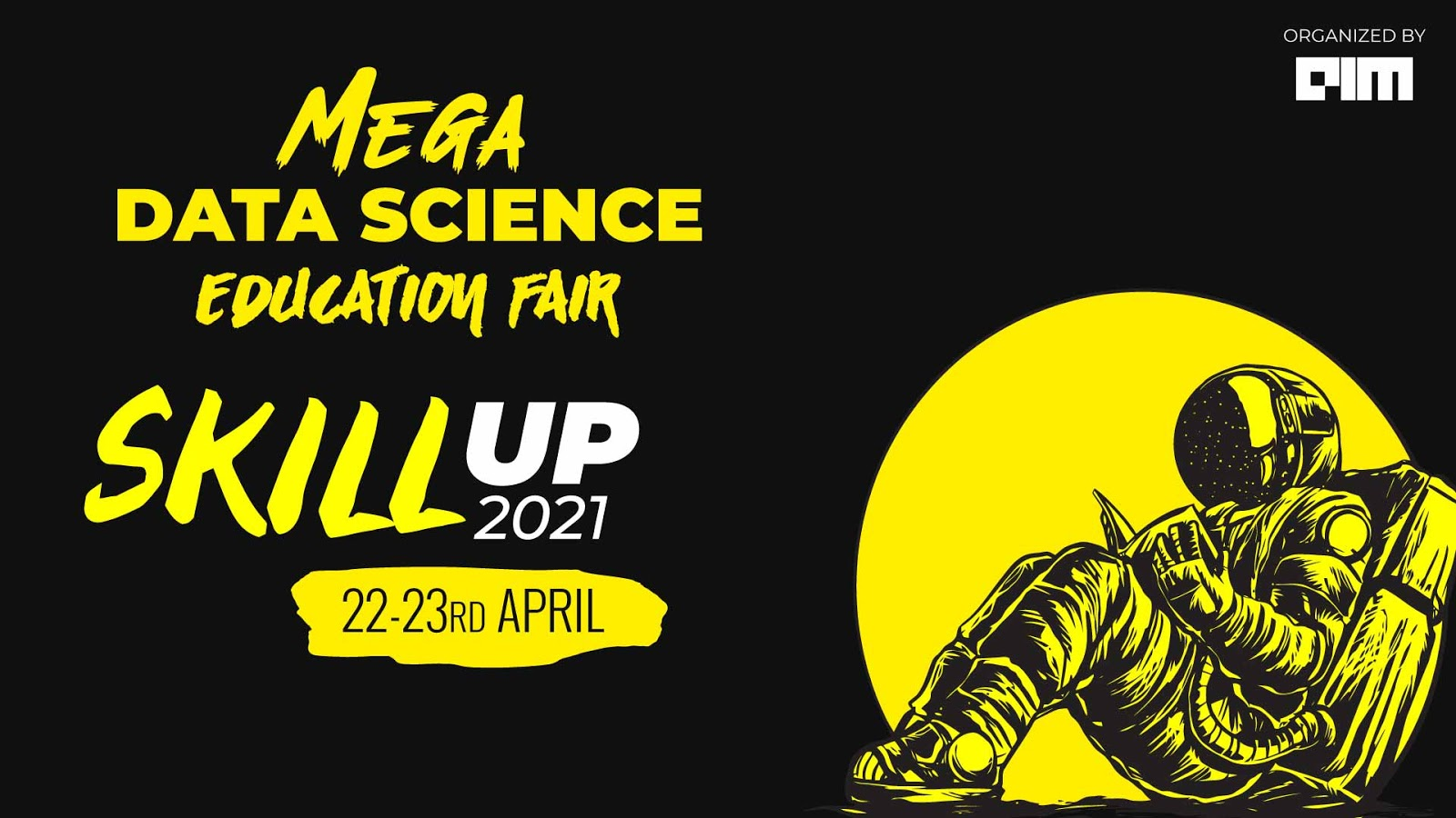 SKILLUP, India's Biggest Data Science Education Fair