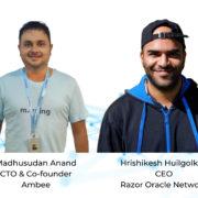 Em conversa com Ambee & Razor Network em sua recente parceria Blockchain