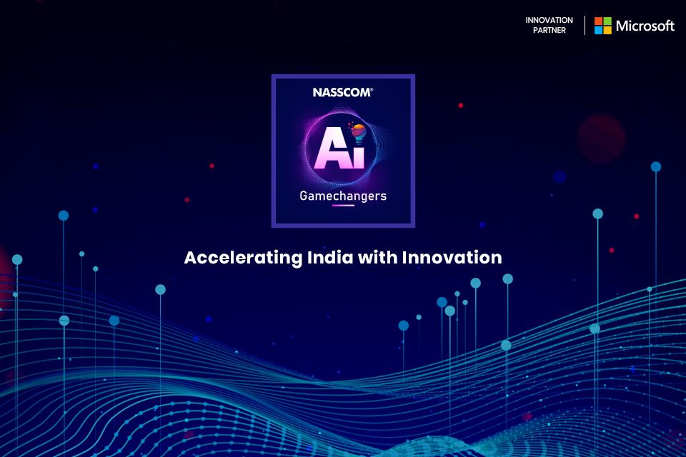 NASSCOM & Microsoft Announce AI Gamechangers Programme