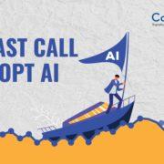 The Last Call to Adopt AI