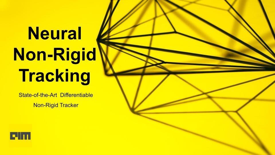 Neural Non-Rigid Tracking with Python Code - Analytics India Magazine